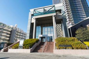 東京都写真美術館の写真素材 [FYI01797758]