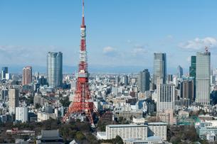 東京タワーの写真素材 [FYI01798154]