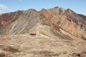 那須岳トレッキングの写真素材 [FYI01798156]