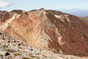 那須岳トレッキングの写真素材 [FYI01798209]