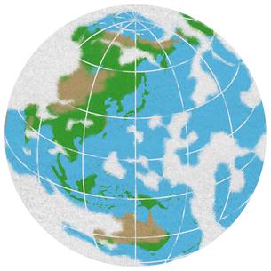 地球のイラスト素材 [FYI01798365]