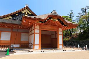 名古屋城本丸御殿の写真素材 [FYI01798458]