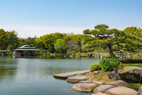 清澄庭園の写真素材 [FYI01798461]