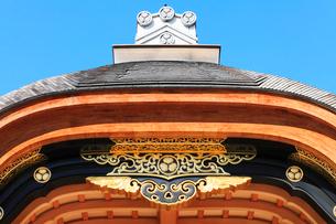 名古屋城本丸御殿の写真素材 [FYI01798651]