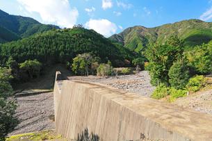 砂防ダムの写真素材 [FYI01798681]