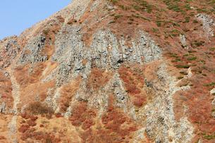 那須岳トレッキングの写真素材 [FYI01798734]