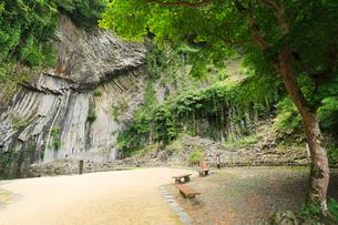 玄武洞公園・青龍洞の写真素材 [FYI01799176]