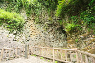 玄武洞公園・白虎洞の写真素材 [FYI01799263]