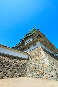名古屋城天守閣の写真素材 [FYI01799850]