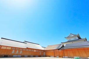 名古屋城の写真素材 [FYI01800397]