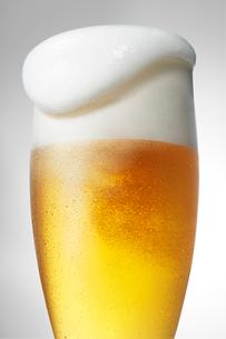 ビールイメージピルスナーの写真素材 [FYI01800405]