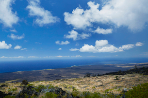 ハワイの広大な風景の写真素材 [FYI01800520]