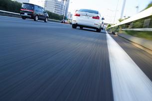 首都高速走行シーンの写真素材 [FYI01800622]