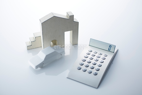 住宅ローンイメージの写真素材 [FYI01800631]