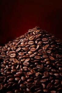 コーヒー豆イメージの写真素材 [FYI01800749]