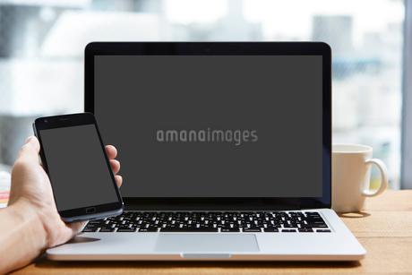 インターネットアクセスイメージの写真素材 [FYI01800823]