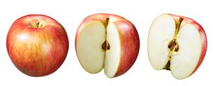 リンゴ素材 津軽の写真素材 [FYI01801285]