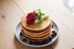 パンケーキの写真素材 [FYI01802826]