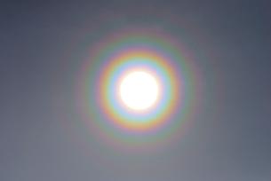 光環の写真素材 [FYI01804032]