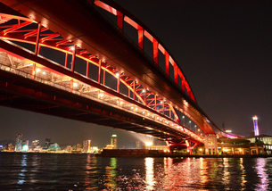 神戸夜景の写真素材 [FYI01804066]