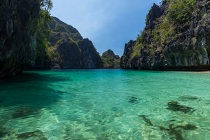 パラワン島 エルニドの写真素材 [FYI01804182]
