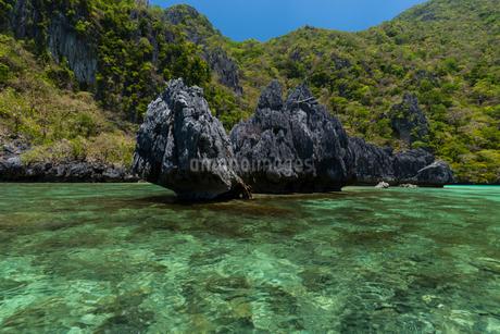 パラワン島 エルニドの写真素材 [FYI01804183]
