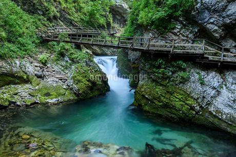 ヴィントガル渓谷の写真素材 [FYI01804424]