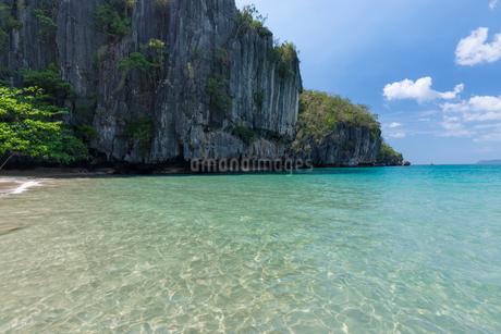 パラワン島 エルニドの写真素材 [FYI01804549]