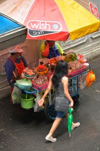 バンコックの色の写真素材 [FYI01804673]
