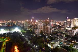 バンコック夜景の写真素材 [FYI01804694]