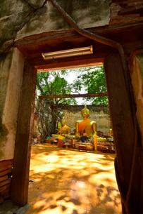 ワット・サン・カラ・タイの写真素材 [FYI01804720]