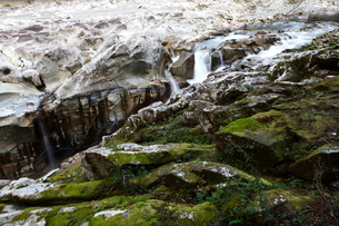 滝の拝の写真素材 [FYI01804957]