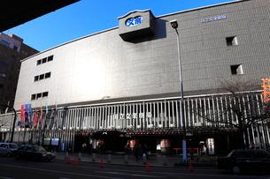 国立文楽劇場の写真素材 [FYI01805073]