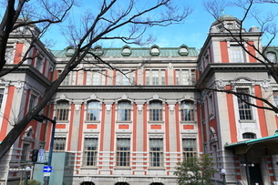 大阪市中央公会堂の写真素材 [FYI01805118]