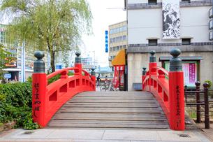 はりまや橋 復元の写真素材 [FYI01805262]