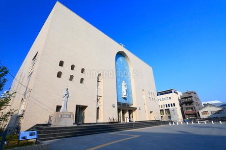 カトリック玉造教会(大阪カテドラル聖マリア大聖堂)の写真素材 [FYI01805331]