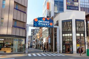 堀江のオレンジストリートの写真素材 [FYI01805360]