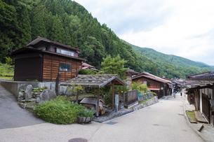 奈良井宿の写真素材 [FYI01805385]