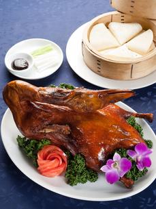 中華 北京ダックの写真素材 [FYI01805415]