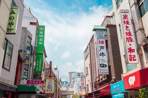 神戸南京町の写真素材 [FYI01805507]