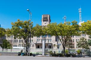 京都市役所の写真素材 [FYI01805537]