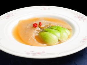 中華 フカヒレの姿煮の写真素材 [FYI01805566]