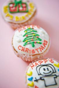 カップケーキの写真素材 [FYI01805811]