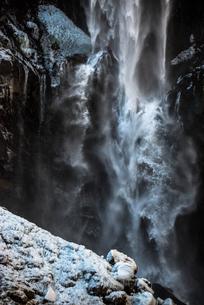 華厳の滝の写真素材 [FYI01805860]