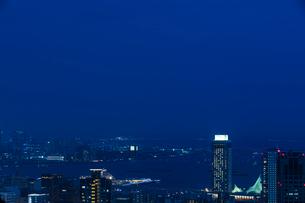 神戸の夜景の写真素材 [FYI01805921]