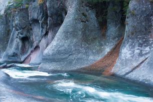 吹割の滝の写真素材 [FYI01806188]