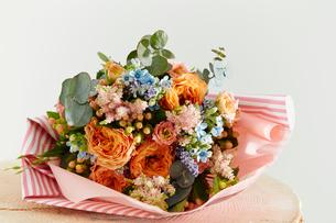 花束の写真素材 [FYI01806193]