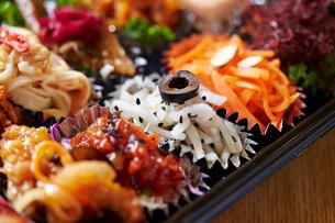 お惣菜の写真素材 [FYI01806261]