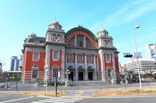 大阪市中央公会堂の写真素材 [FYI01806323]