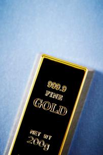 金塊の写真素材 [FYI01806506]